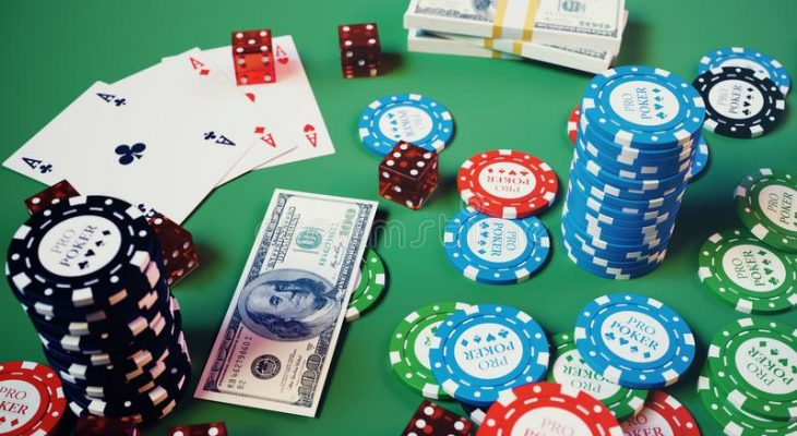 Splitting The Casino Code