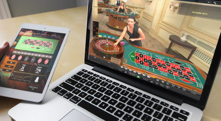 Why playing online casino game on mobile is the best?