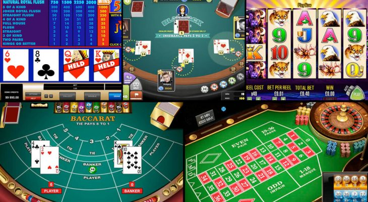 The Finest Poker Rooms In Atlantic City, NJ - The Entire List
