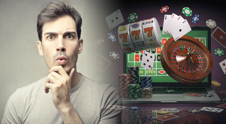 The Truth About Online Gambling In Little Words